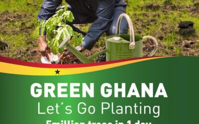 Green Ghana Day Celebration